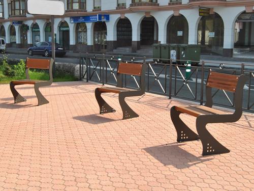Sillas de madera y acero online fabricantes de sillas de for Jardin urbano gijon