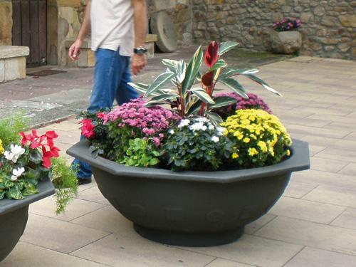 good startstop with jardineras exterior - Jardineras Exterior